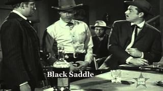 Black-Saddle
