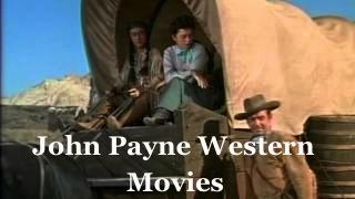 John-Payne-western-movies