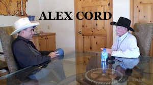 ALEX CORD WESTERN TRAILS TV Talk SHOW Bob Terry copy
