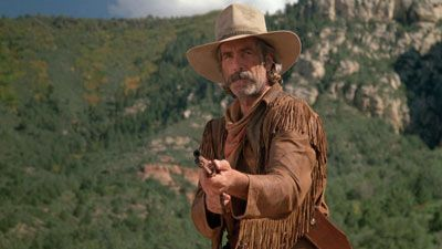 Sam Elliott the quick and the dead